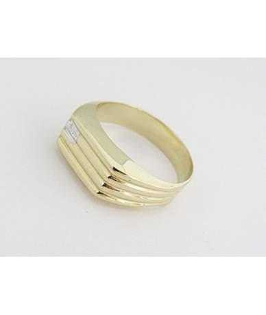 Arany pecsétgyűrű