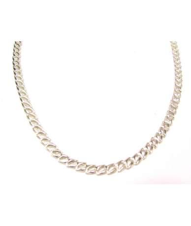 Ezüst női  lánc