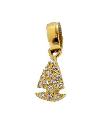 Arany vitorlás medál