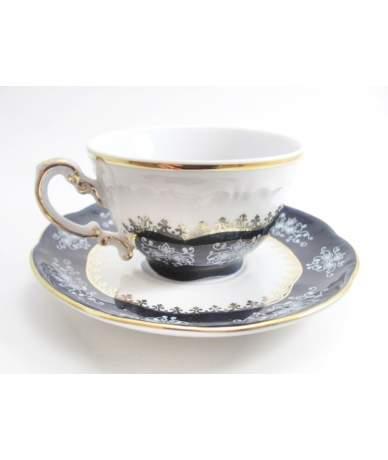 Zsolnay porcelán kávéscsésze
