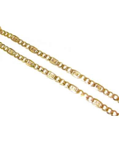 Arany nyaklánc figaró