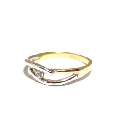 Arany gyűrű köves