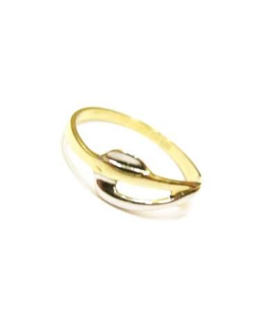 Arany gyermek gyűrű