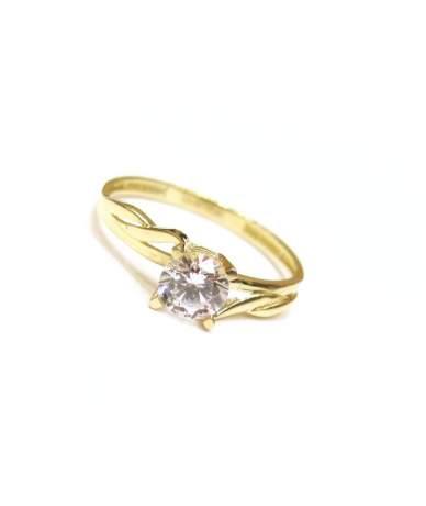 Arany női gyűrű