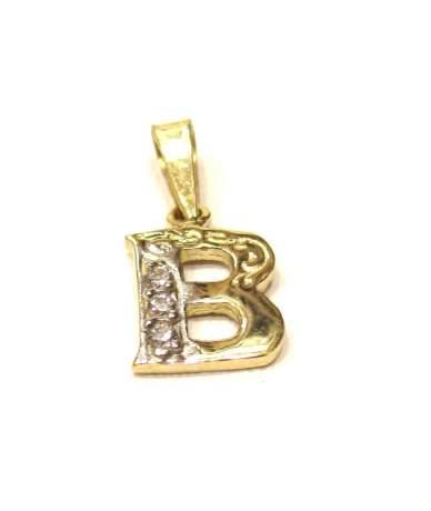 Arany betű medál
