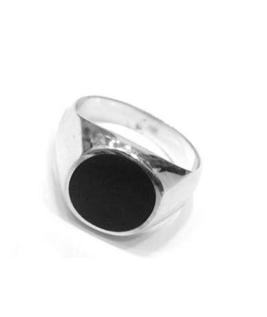 Férfi ezüst gyűrű