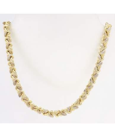 Kétszínű arany nyakék