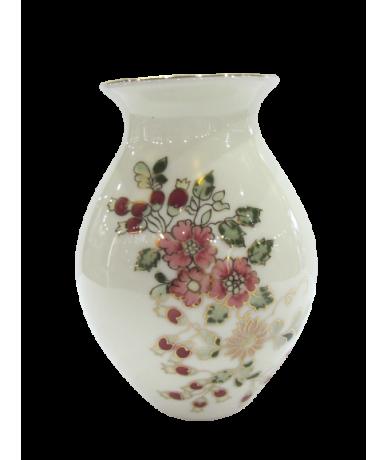 Zsolnay kis virágos váza
