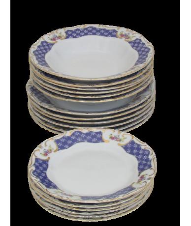 Zsonay tányérok