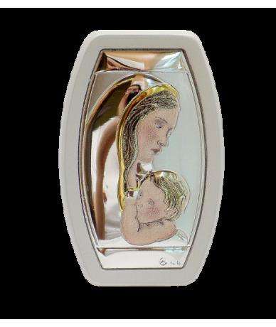 Mária gyermekével ikon