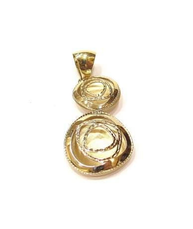 Arany női medál