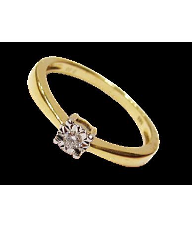 copy of Valódi köves gyűrű