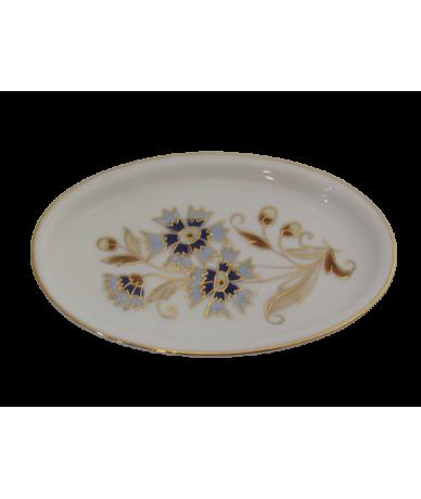Zsolnay kis tányér