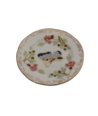 Zsolnay mini tányér