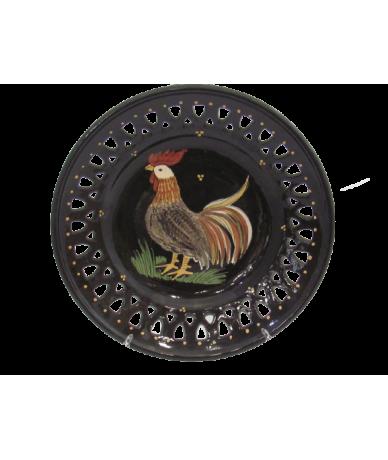 Kerámia fali tányér