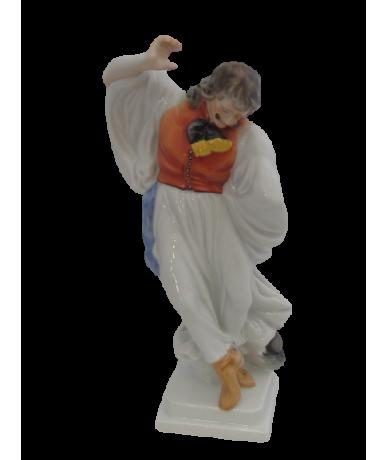 Táncoló juhász