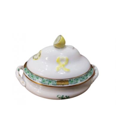 Herendi porcelán bonbonier...