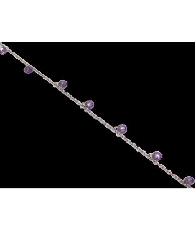 copy of Ezüst női fülbevaló