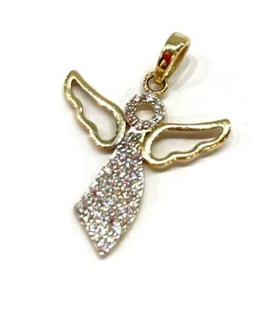 Köves angyalka arany medál