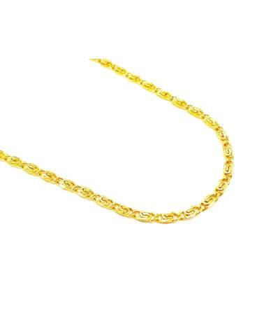 S- pancer arany lánc