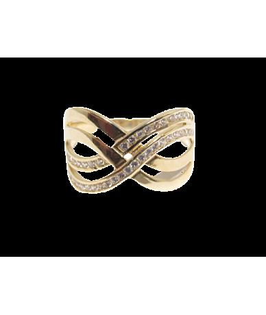 Arany gyűrű,hullám...