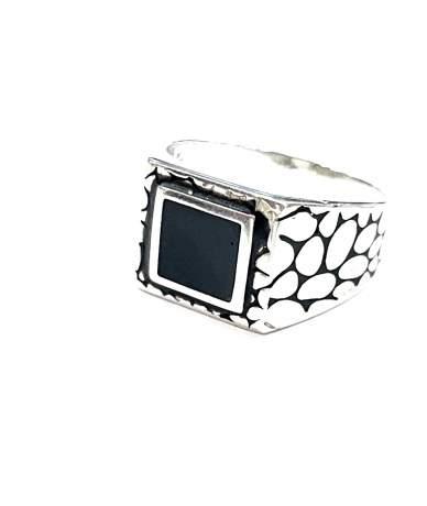 copy of Ezüst pecsét gyűrű...