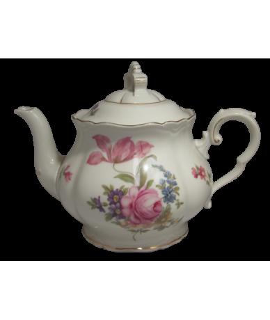 Német barokk teás kanna.