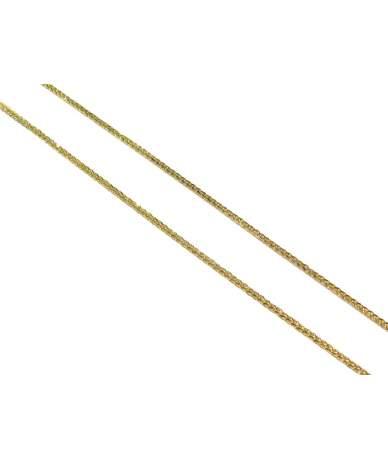 Unisex arany lánc