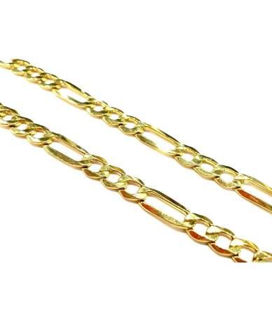 Arany figaro lánc