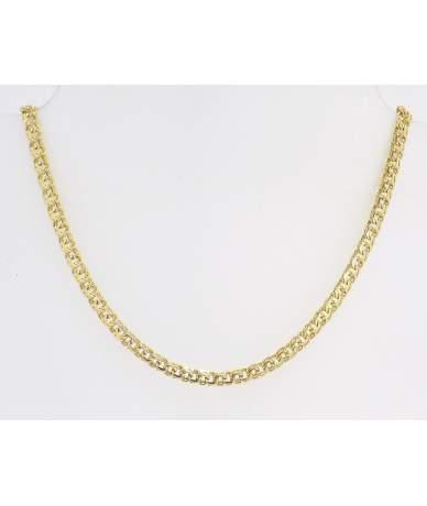 Sárga arany Garibaldi lánc