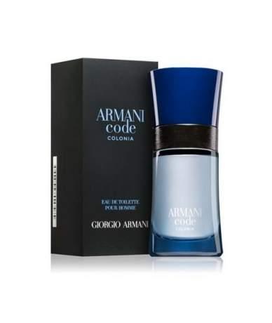 Armani Code Colonia edt 50 ml