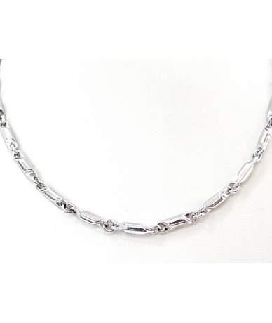 Férfi ezüst lánc