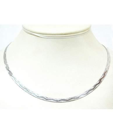 Női ezüst lánc