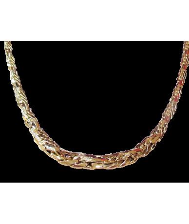 Női arany nyakék