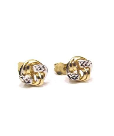 Arany női fülbevaló
