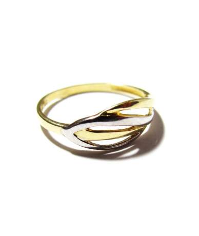 Arany gyűrű áttört