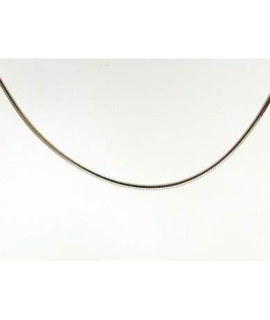 Halskette aus Silber und Charles Glieder